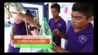 CECyTE Chiapas Siempre Triunfadores, La Ciencia y La Tecnología a tu alcance...