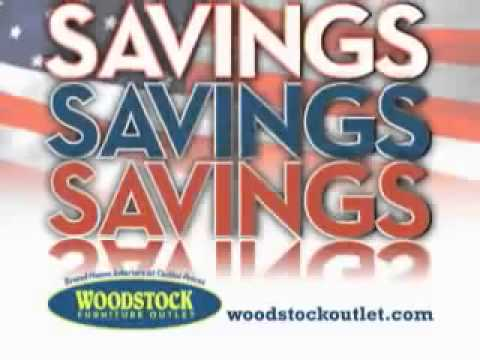 Memorial Day Sale at Woodstock Furniture Outlet -