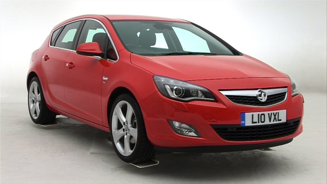 vauxhall astra review  2009 to 2015