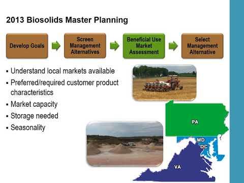 Howard County Biosolids Facility Improvements - Joshua Gliptis, Howard County DPU