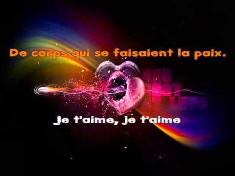 Lara Fabian-Je taime - Karaoké