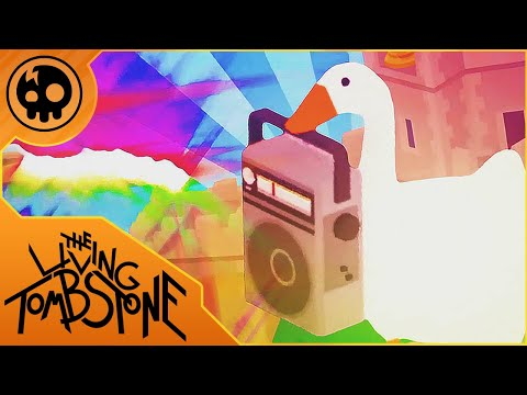 The Living Tombstone - Goose Goose Revolution (Untitled Goose Game)