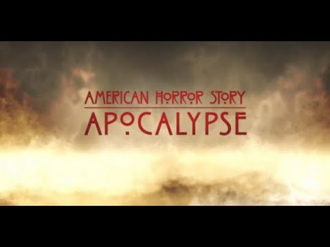 American Horror Story: Apocalypse Teasers
