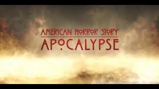 American Horror Story: Apocalypse Teasers
