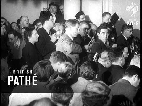 Malenkov Says Goodbye (1956)