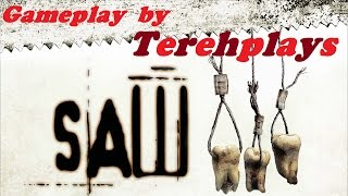 Saw - the video game / Пила игра (gameplay by Tereh) 1 серия