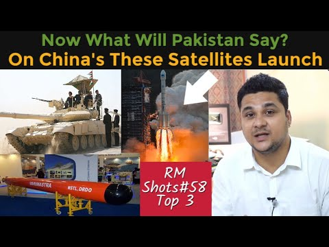 Top 3| China's Three Rocket launches In One Week, T 90 t@nk Modification,Varunastra update