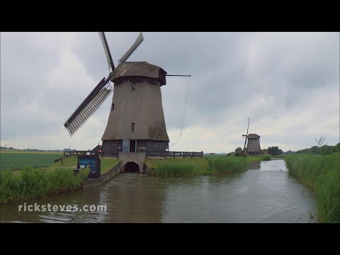 Netherlands: Polders and Windmills