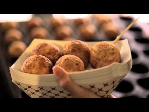 Charleston Food Film Festival 2014 - Trailer