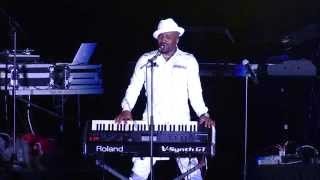 Teddy Riley Live @ WolfCreek Amphitheater