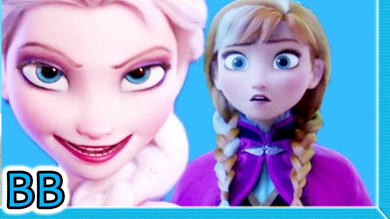 If Elsa Was The Villain
