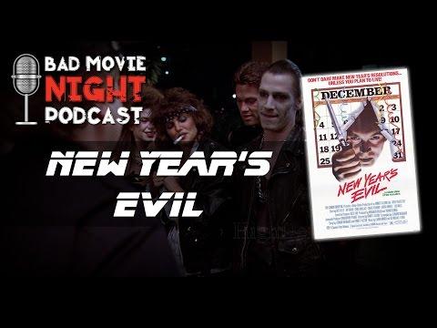 New Year's Evil (1980) - Bad Movie Night Podcast