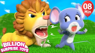 Rat and Lion | Moral Song |+More BST Kids Songs & Nursery Rhymes