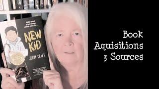 Book Aquisitions