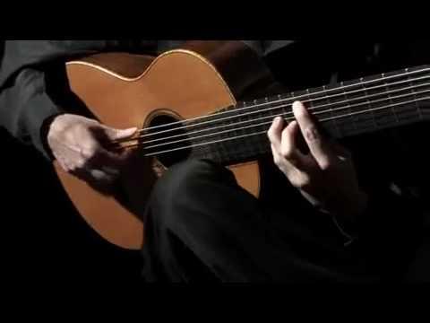 Flamenco guitar - Livio Gianola - Sicomoro