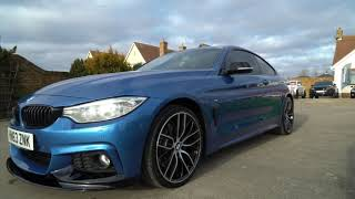 Car Hunters - BMW 4 Series