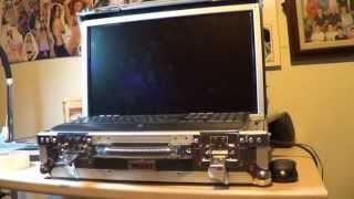 Home-made Portable Desktop Computer