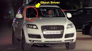 Abhay Deol Entry in Ghost Car - Invisible Driver At Nanu Ki Jaanu Trailer Launch