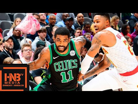 Boston Celtics vs Atlanta Hawks Full Game Highlights | 11.23.2018, NBA Season