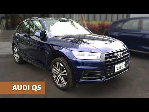 Primeiro contato: Novo Audi Q5 ganha novas tecnologias | iCarros