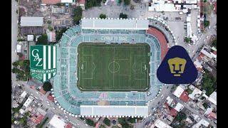"Zacatepec vs Pumas | Un día en el Agustin ""Coruco"" Díaz | Bob"