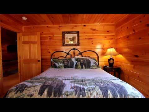 """""""Made in the Shade"""" Luxury Cabin Near Dollywood - Cabins USA 2016"""
