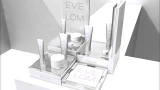 Eve Lom - Cosmetic Counter Display Tester Unit - Animation Thumbnail