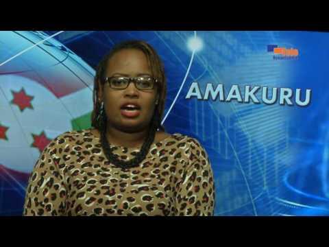 Amakuru mu Kirundi  yo kuwa 17 Ruhuhuma 2017_Télé Renaissance