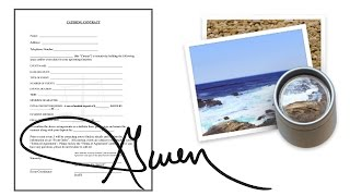 Gambar cover How to sign a document with Preview in Mac - pdf, jpg, png, ...FREE