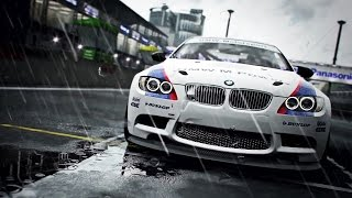 Project CARS Driving in the Rain Trailer [Gamescom 2014]