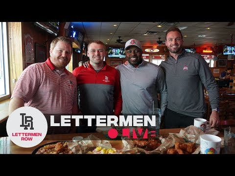 Lettermen Live: Ohio State widens gap against Michigan, preps to defend B1G crown
