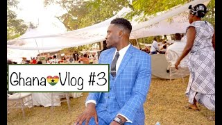 Ghana Vlog Week 3 | Traditional Wedding in Kumasi | Nass