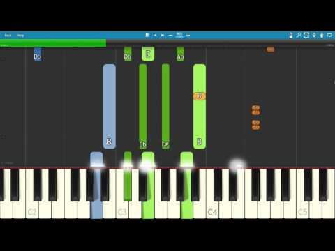 Yves V vs Dimitri Vangelis & Wyman - Daylight - Piano Tutorial