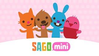 Sago Mini Roll Call - Everybody