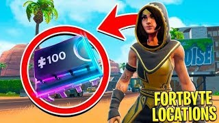 FORTNITE FORTBYTE #91 | LOCATED AT A LOCATION HIDDEN WITHIN LOADING SCREEN