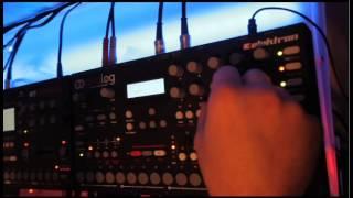 Elektron AnalogFour - Wall of noise - Sound and flexibility Demo