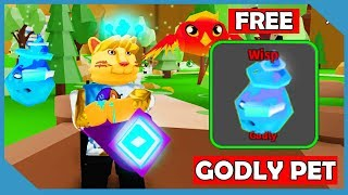 How To Get Free Godly Pet In Roblox Ghost Simulator (Luna Questline)