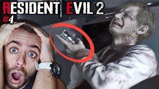 ¡Y POR FIN SE REVELA TODA LA VERDAD! | Resident Evil 2 Remake #4