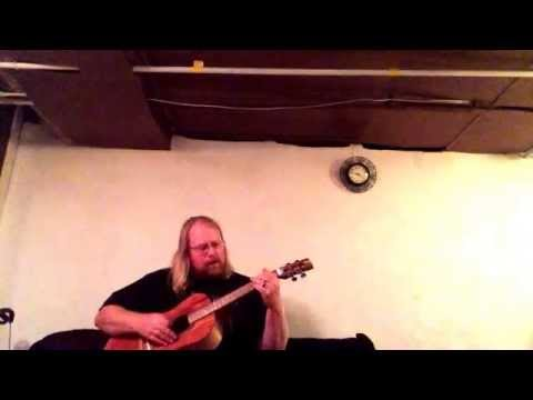 If you're the devil I don't want to be saved on Wishnevsky tenor guitar
