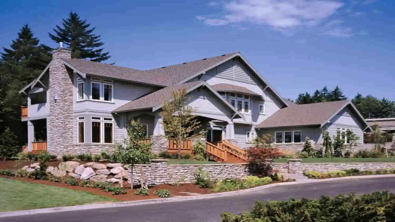 Craftsman Style 5 Bedroom House Plans - YouTube on 1825 sq ft. house plans, 1850 sq ft home, stair drawer plans, floor plans, 3 beds house plans,