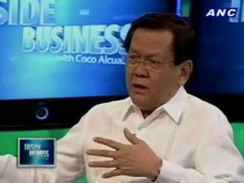 ANC Inside Business: Sen. Serge Osmeña