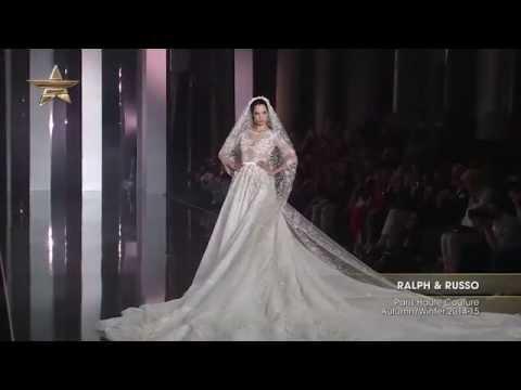 RALPH & RUSSO | Paris Haute Couture Otoño Invierno 2014