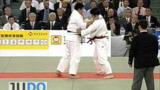 JUDO 2003 All Japan: Kosei Inoue 井上 康生 (JPN) - Daisuke Mori 森大輔 (JPN)