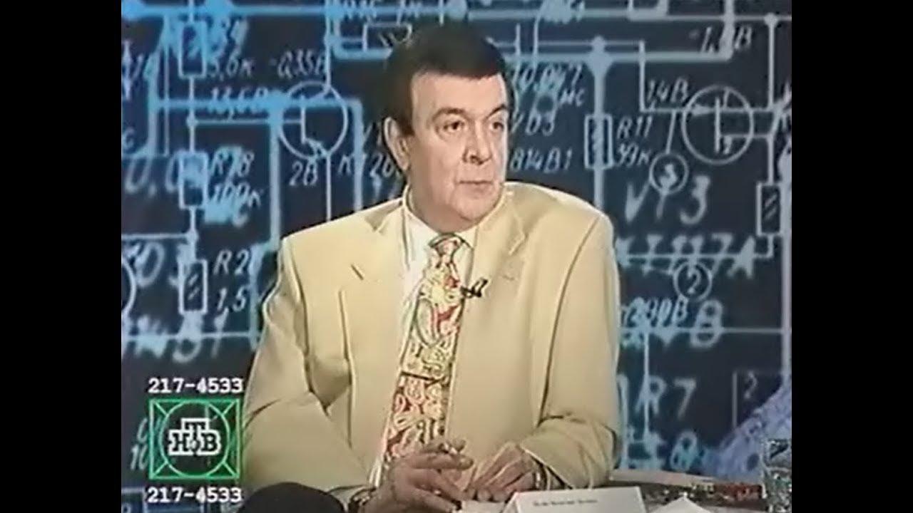 Муслим Магомаев. «Старый телевизор» со Львом Новоженовым, 1999 г.