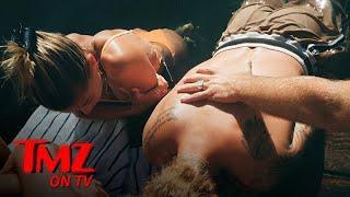 Justin & Hailey Bieber Get Baptized Together | TMZ