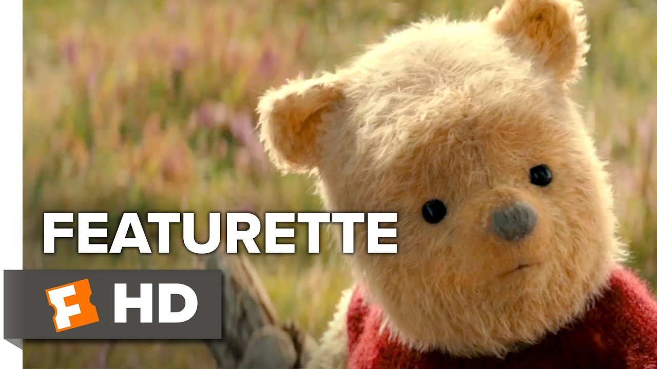 Christopher Robin Featurette Wisdom of Pooh 2018