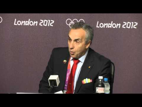 London 2012: Madrid 2020 bid team outline their plans