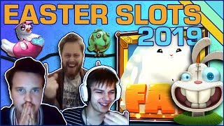 Fun slots to play during Easter!