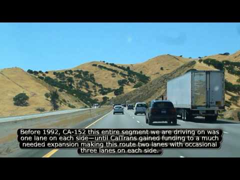 CA-152 Pacheco Pass
