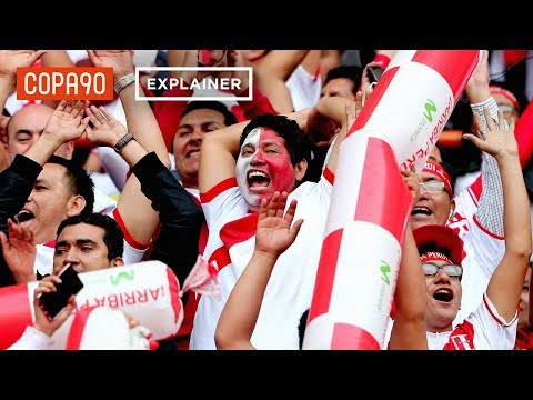 The World Cup Story You Need To Know About | Peru's Mad Scenes